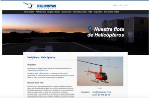 helipistas nueva web
