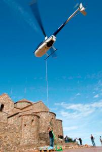 carga externa helicoptero