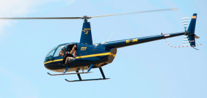 helicoptero R44