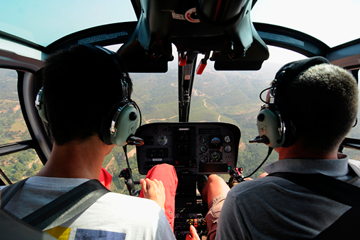 curso de piloto helicoptero