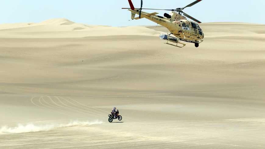 Cancelan primera etapa rally Dakar