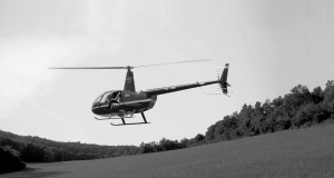 r44 filmacion helicoptero